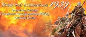 V jubileuszowa rekonstrukcja bitwy pod Łomiankami 1939 – 2015