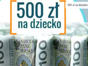Rusza program 500+