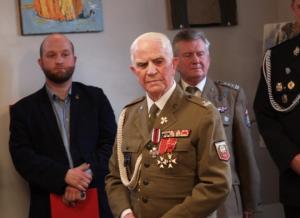 101. urodziny mjr Stanisława Sierawskiego