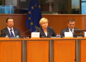 W Parlamencie Europejskim o Prymasie Tysiąclecia