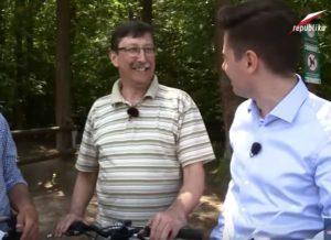 "Telewizja Republika ""Polityk też Człowiek"" – prof. senator Jan Żaryn"