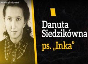 """Premier Beata Szydło zaprasza na pogrzeb """"Inki"""" i """"Zagończyka"""""""