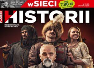 """Zapraszamy do sięgnięcia po najnowsze """"W Sieci Historii"""""""