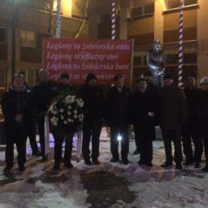149. rocznica urodzin Marsz. Józefa Piłsudskiego