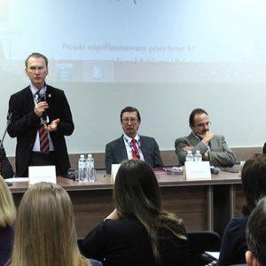 Konferencja podsumowująca poziom oświaty polskiej na Ukrainie