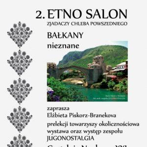 """Prelekcja """"Bałkany nieznane"""""""