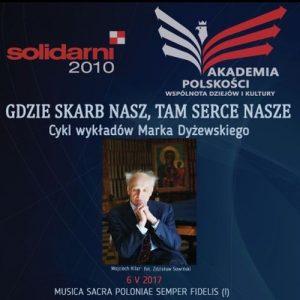 Nowa edycja wykładów pana Marka Dyżewskiego