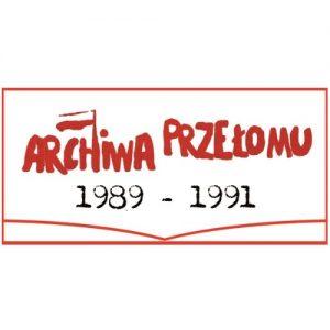 """Powołanie Rady Programowej Projektu """"Archiwa Przełomu 1989-1991"""""""