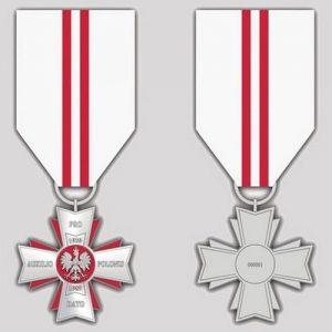 Krzyż Zachodni – nowe odznaczenie dla cudzoziemców za pomoc okazywaną Polakom i Polsce w latach 1939 – 1989