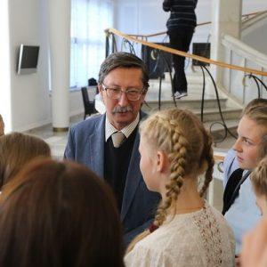 Senator Jan Żaryn spotkał się z młodzieżą polskiego pochodzenia z Ukrainy