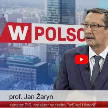 """Prof. Żaryn apeluje: Przedstawiciele państwa nie powinni występować w TVN do czasu wyjaśnienia sprawy """"urodzin Hitlera"""""""