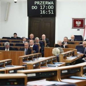 Senator Żaryn wziął udział w uroczystości odsłonięcia pomnika Wojciecha Korfantego