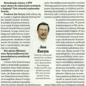 Dość kłamstw o polskiej historii