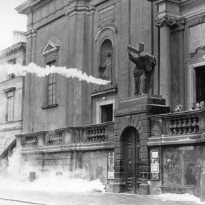 Analiza: Kościół wobec wydarzeń Marca'68