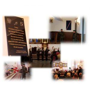 Uroczysta Msza Święta z okazji 8. rocznicy Tragedii Smoleńskiej w dniu 13 IV 2018 r.