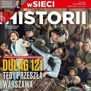 """Październikowe """"wSieci Historii"""": """"Dulag 121. Tędy przeszła Warszawa"""""""