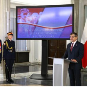 Inauguracja obchodów 100-lecia Sejmu Ustawodawczego