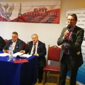 """V Zjazd Klubów """"GP"""" Europy Zachodniej. Prof. Żaryn: Bardzo ważne miejsce na polonijnej mapie"""