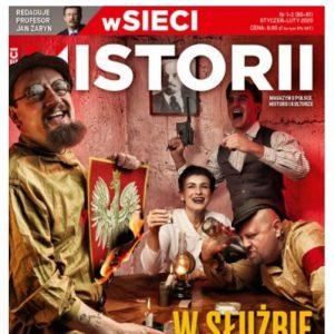 """Najnowsze wydanie """"wSieci Historii"""" – grudzień 2019"""