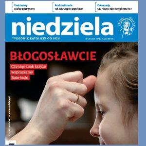 """Prof. Jan Żaryn dla tygodnika katolickiego Niedziela: """"W nowy rok z naszymi patronami"""""""