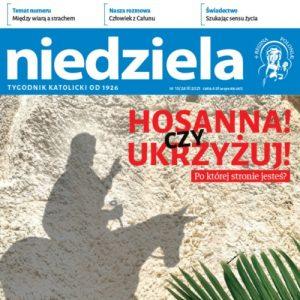 """Prof. J. Żaryn dla tygodnika """"Niedziela"""" – marcowe rocznice"""